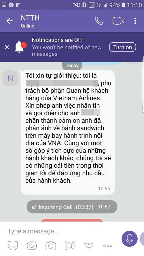 Chất lượng bữa ăn nhẹ của Vietnam Airlines và cách chê bai gây tranh cãi của một hành khách - Ảnh 5.