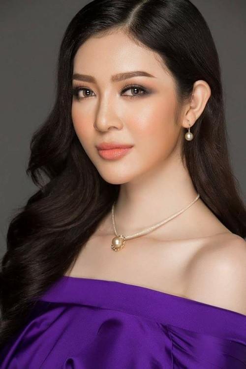 Thí sinh Hoa hậu Hoàn vũ sở hữu nhan sắc được so sánh với Lý Nhã Kỳ dính nghi vấn phẫu thuật thẩm mỹ - Ảnh 1.