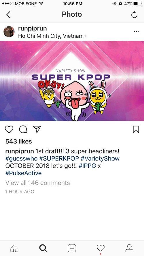 Sau Ariana, Phillip Nguyễn thả thính mời cả SNSD, EXO và Super Junior đến Việt Nam tham gia show thực tế - Ảnh 1.