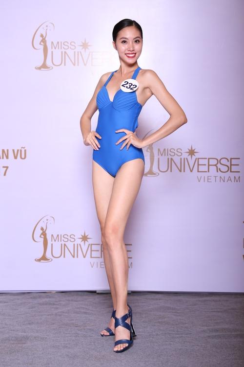 Nhan sắc 10 người đẹp đầu tiên lọt vào Bán kết Hoa hậu Hoàn vũ Việt Nam 2017 - Ảnh 8.
