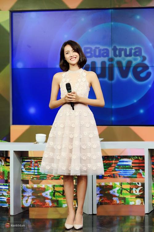 Xuất hiện xinh đẹp như công chúa, Trương Mỹ Nhân gây chú ý khi tiết lộ mẫu hình bạn trai lý tưởng - Ảnh 13.