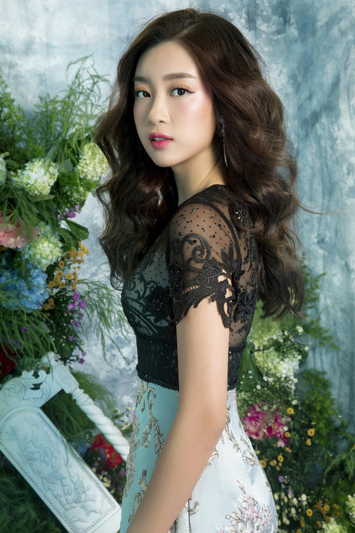 Hoa hậu Việt Nam 2016 Mỹ Linh ngày càng xinh đẹp và khoe vẻ gợi cảm - Ảnh 7.