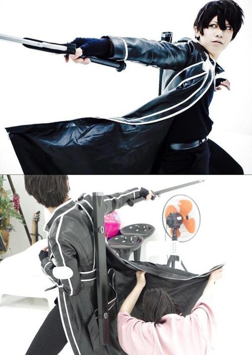 Bóc mẽ bí mật của 15 bức ảnh nghệ thuật cosplay đẹp lung linh - Ảnh 4.