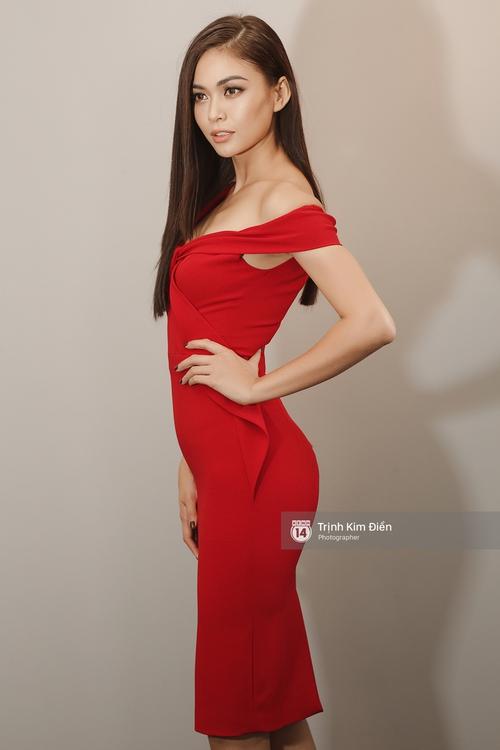Mâu Thủy: Từ ngai vàng Next Top, vượt qua tai nạn thương tật 47%, lột xác để đến với Hoa hậu Hoàn vũ - Ảnh 6.