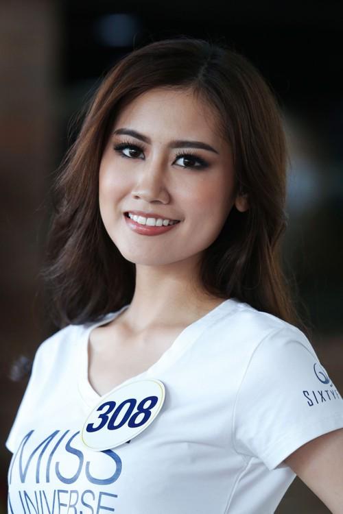 Nhan sắc 10 người đẹp đầu tiên lọt vào Bán kết Hoa hậu Hoàn vũ Việt Nam 2017 - Ảnh 13.