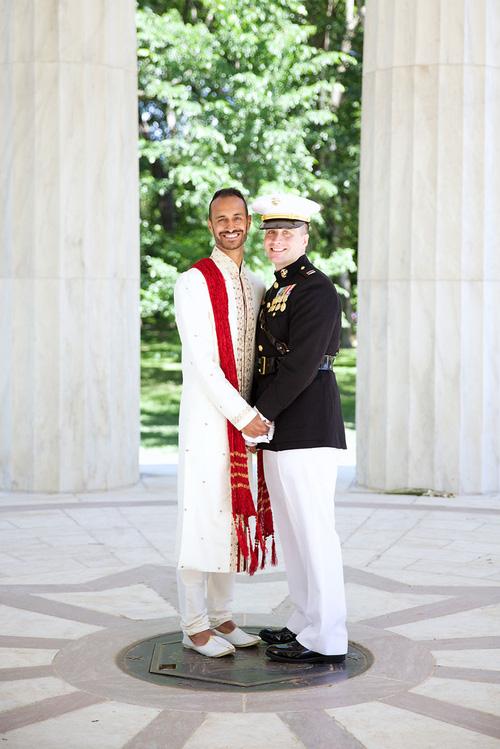19 khoảnh khắc đám cưới đồng tính tuyệt đẹp khiến con người ta thêm niềm tin vào tình yêu - Ảnh 9.