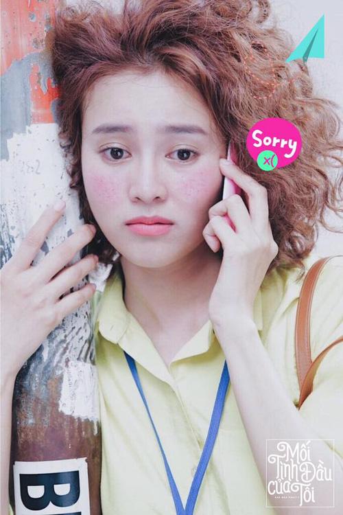 She Was Pretty Việt tung hình ảnh chính thức, fan thở phào vì má An Chi không còn đỏ như cạo gió - Ảnh 4.