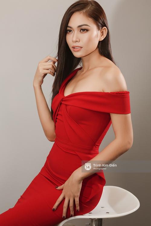 Mâu Thủy: Từ ngai vàng Next Top, vượt qua tai nạn thương tật 47%, lột xác để đến với Hoa hậu Hoàn vũ - Ảnh 8.