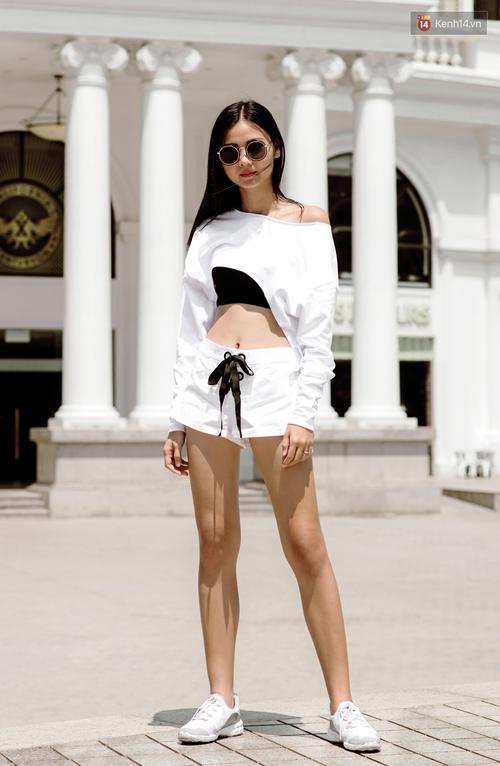 Street style chẳng cần lồng lộn, cứ cao và gầy thì đơn giản cũng thành mặc đẹp của mẫu Việt tuần qua - Ảnh 6.