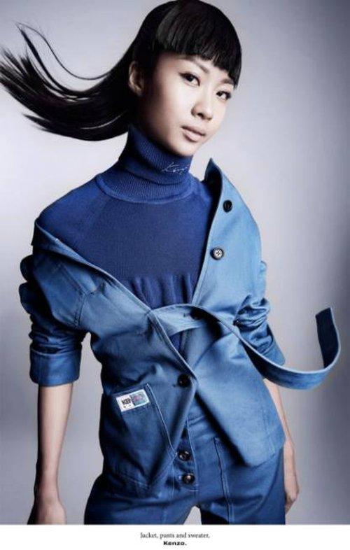 Hết làm KOLS cho H&M, Suboi lại lên trang bìa tạp chí danh tiếng của Singapore - Ảnh 5.