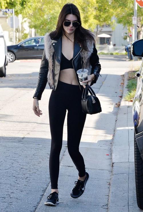 Năm 2017 rồi, nếu có diện legging thì phải diện như thế này mới chất nhé các cô nàng! - Ảnh 14.