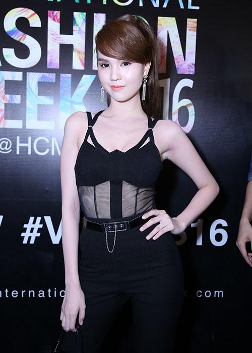 Đỗ Long - NTK ruột của Ngọc Trinh lần đầu lên sàn Vietnam International Fashion Week - Ảnh 9.