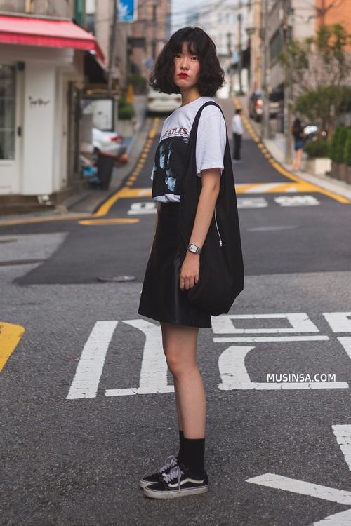 Street style Hàn Quốc cứ chất lừ như thế này bảo sao bạn trẻ nào cũng muốn bắt chước - Ảnh 6.