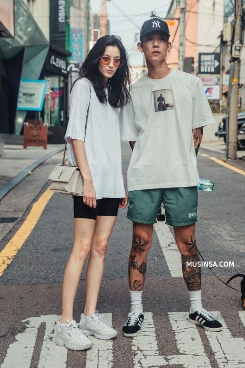 Ngắm street style Hàn Quốc đẹp phát mê, bạn sẽ dạt dào động lực mặc đẹp ngay! - Ảnh 6.