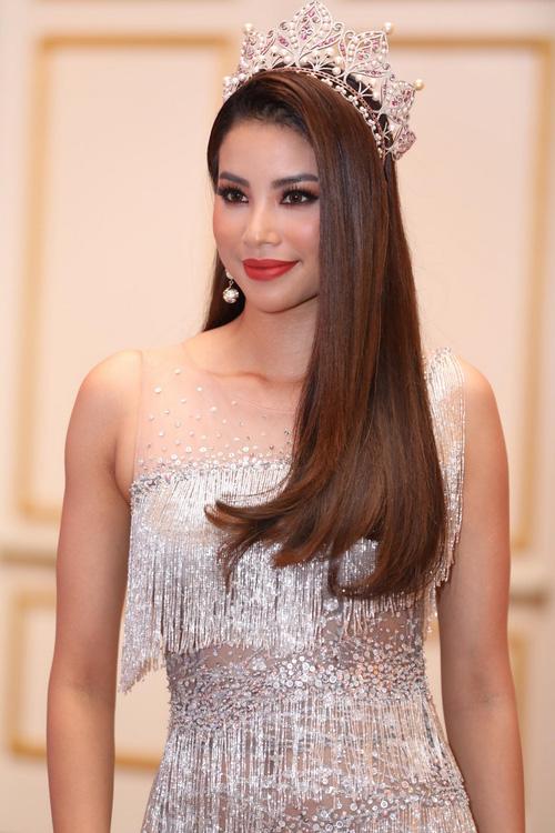 Hoa hậu Hoàn vũ Việt Nam 2017 hé lộ vương miện khủng trị giá 2,7 tỷ đồng đắt nhất từ trước tới nay - Ảnh 4.