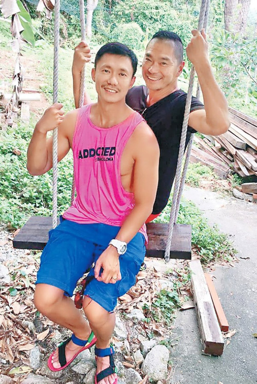 Chuyện tình đẹp: MC đồng tính Hồng Kông từ bỏ gia sản triệu đô để kết hôn với bác sĩ chữa bệnh ung thư cho mình - Ảnh 1.