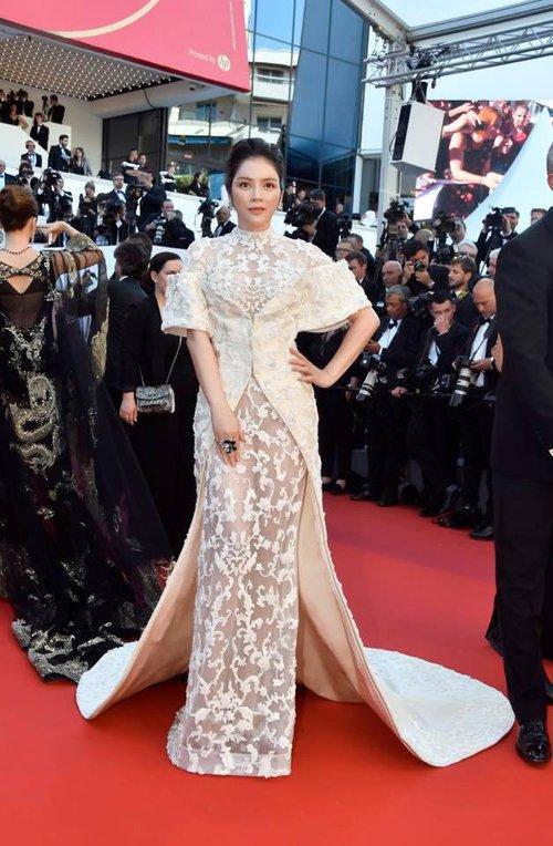 Phạm Băng Băng, Lý Nhã Kỳ: người thanh lịch - người sang trọng tại ngày khai mạc LHP Cannes 2017 - Ảnh 17.