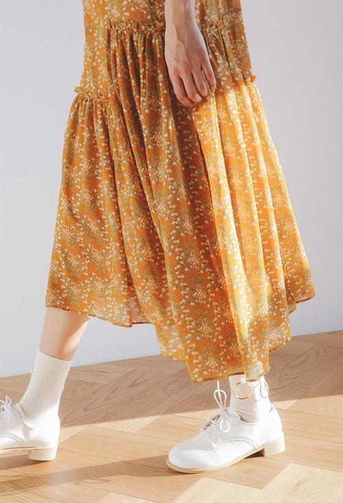 Mùa mặc váy hoa lại đến, update ngay xem trend váy hoa năm nay có gì hot - Ảnh 5.