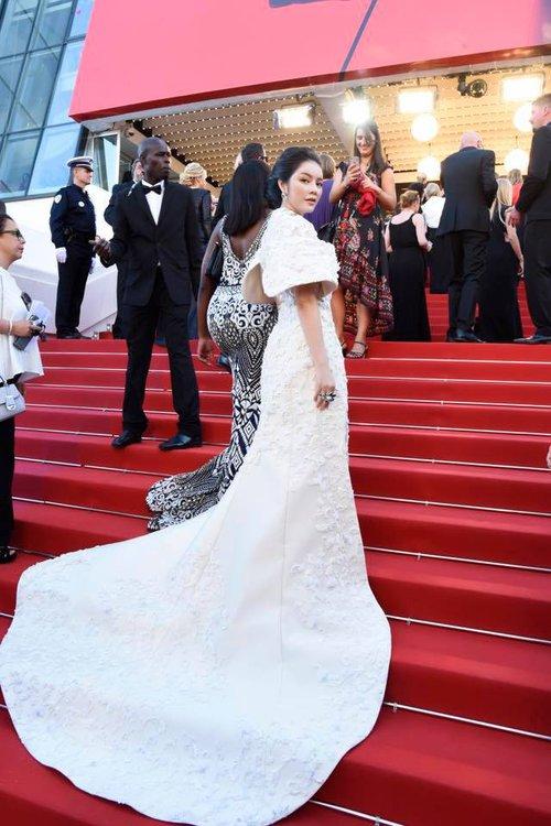 Phạm Băng Băng, Lý Nhã Kỳ: người thanh lịch - người sang trọng tại ngày khai mạc LHP Cannes 2017 - Ảnh 19.
