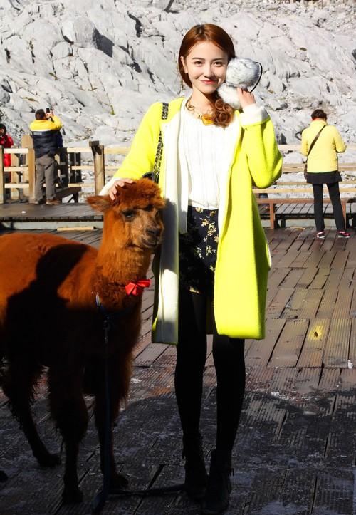 Trung Quốc có thật nhiều những cô nàng xinh đẹp, ngắm mãi mà không chán - Ảnh 2.
