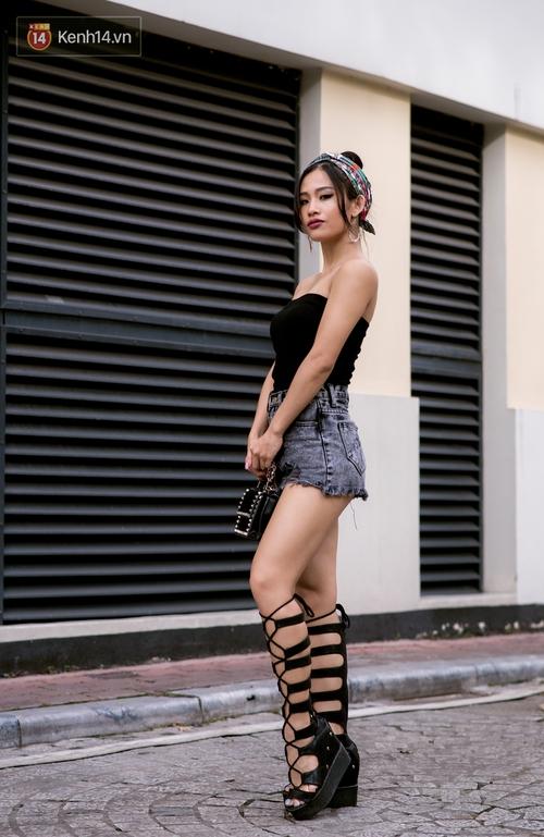 Không còn lậm đen trắng, street style của giới trẻ Việt tuần qua bỗng màu mè và chói lọi hơn bao giờ hết - Ảnh 12.