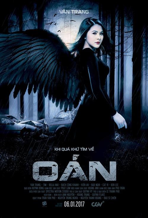Oán - Ứng viên tiềm năng cho phim kinh dị Việt năm 2017 - Ảnh 1.