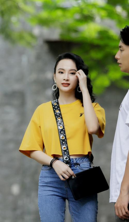 Angela Phương Trinh diện 176 bộ trang phục khác nhau trong Glee Việt - Ảnh 2.