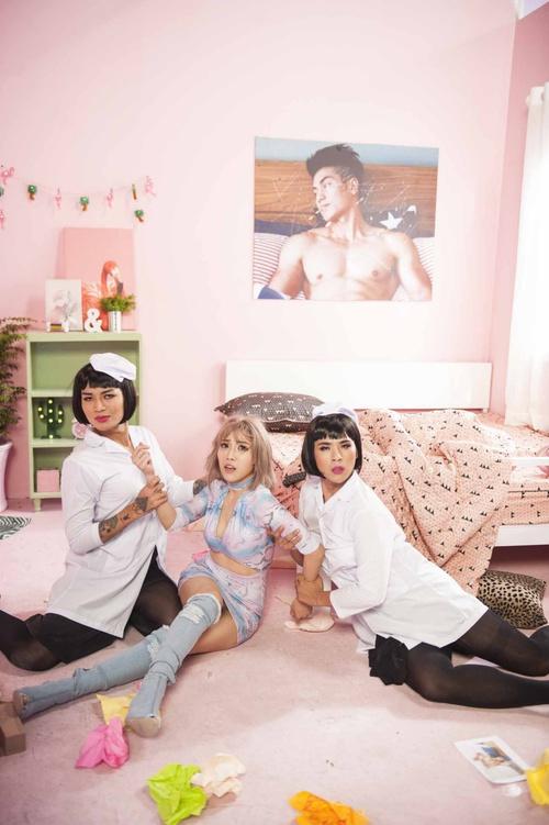 Trang Pháp mời hội anh chị em đình đám showbiz góp mặt trong MV của ca khúc hay nhất từ trước đến nay - Ảnh 14.