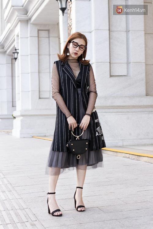 Street style giới trẻ Việt: Trendy đã cả mắt với toàn những item độc - Ảnh 9.