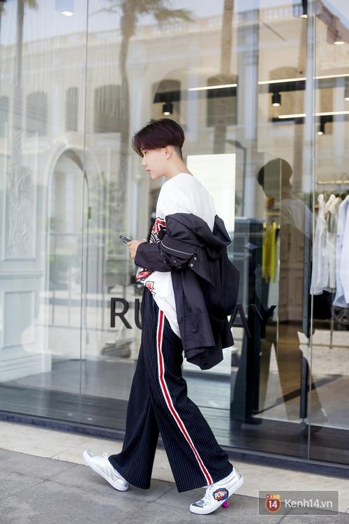 Street style giới trẻ Việt: Trendy đã cả mắt với toàn những item độc - Ảnh 3.