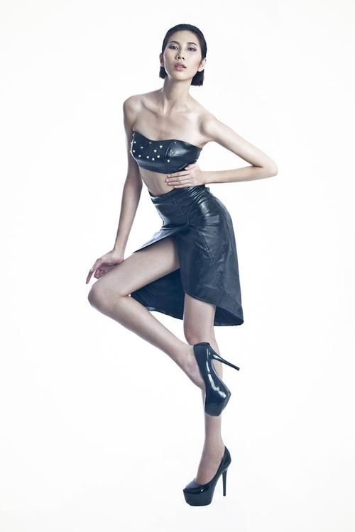 Hóa ra trong dàn All Stars năm nay của Next Top có cô nàng chân dài nhất làng mẫu! - Ảnh 4.