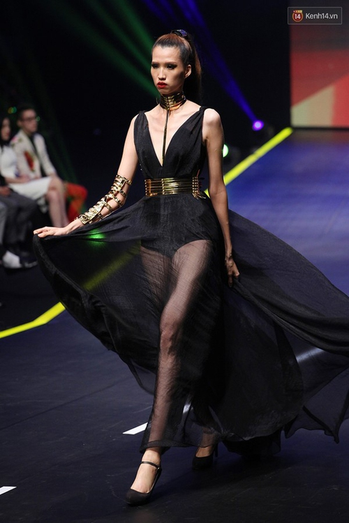Hóa ra trong dàn All Stars năm nay của Next Top có cô nàng chân dài nhất làng mẫu! - Ảnh 7.