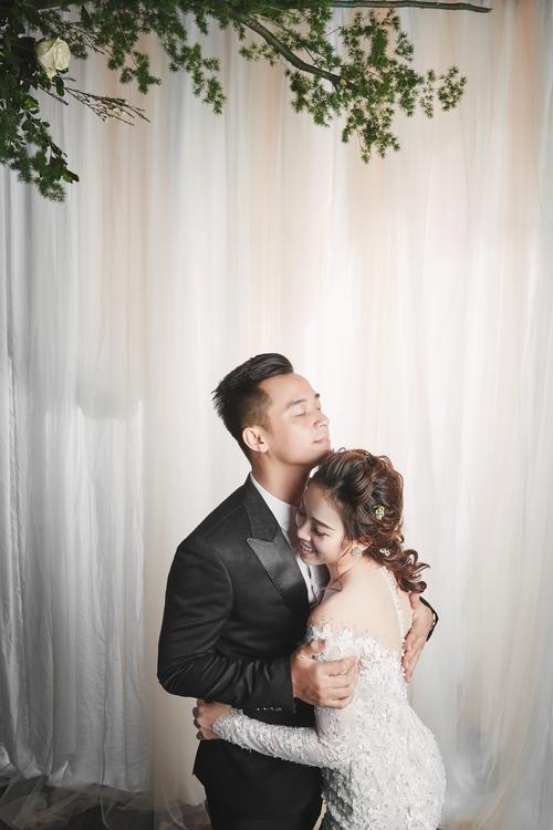 Xem trọn bộ ảnh cưới thêm lần nữa cực viên mãn của Hằng Túi - Ảnh 15.