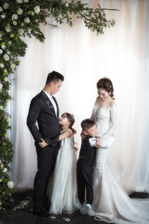 Xem trọn bộ ảnh cưới thêm lần nữa cực viên mãn của Hằng Túi - Ảnh 17.