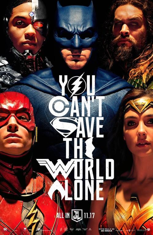 Trailer mới của Justice League nhá hàng sự trở lại của Superman - Ảnh 3.