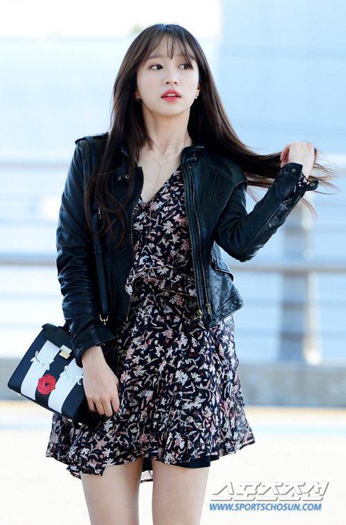 Chỉ bằng vài cái hất tóc, mỹ nhân này đã vươn lên đẳng cấp nhan sắc nữ thần của Suzy và Yoona - Ảnh 7.