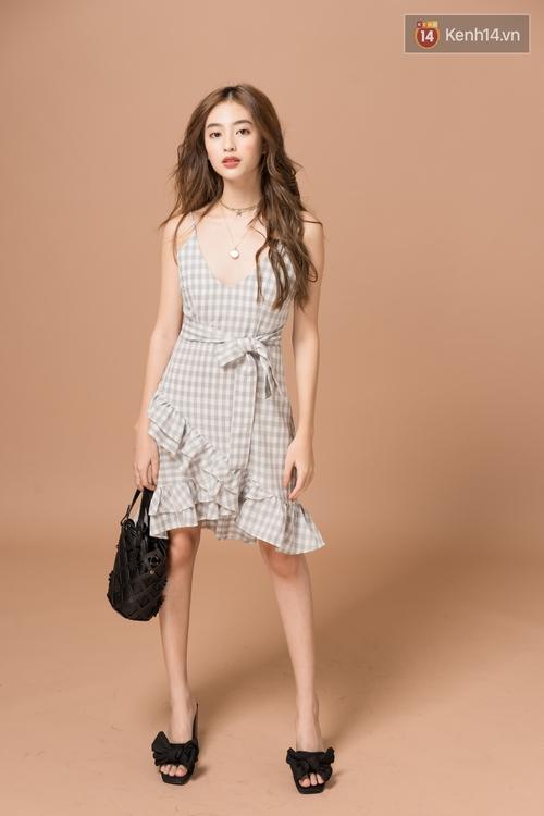 Diện 5 kiểu váy thắt nơ này, nàng nào cũng tươi xinh ngọt ngào lên vài chân kính - Ảnh 12.