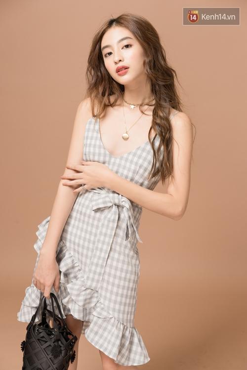 Diện 5 kiểu váy thắt nơ này, nàng nào cũng tươi xinh ngọt ngào lên vài chân kính - Ảnh 13.