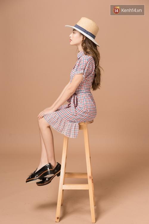 Diện 5 kiểu váy thắt nơ này, nàng nào cũng tươi xinh ngọt ngào lên vài chân kính - Ảnh 8.