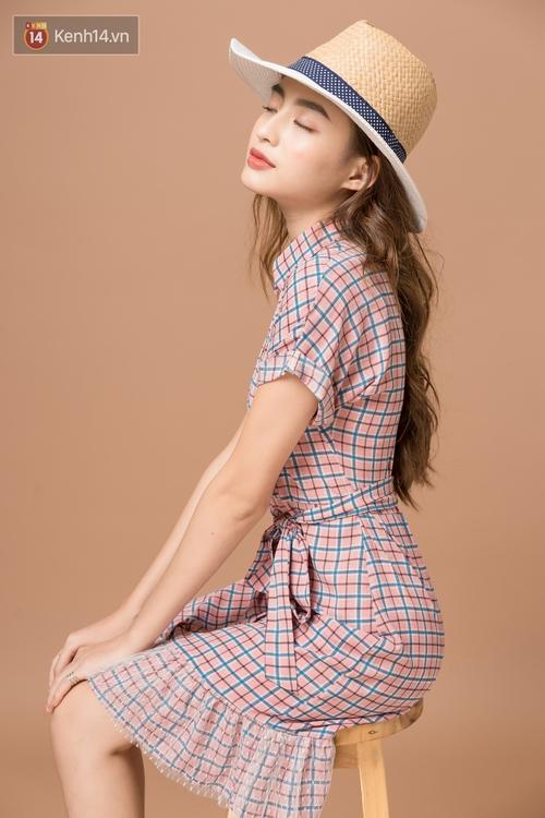 Diện 5 kiểu váy thắt nơ này, nàng nào cũng tươi xinh ngọt ngào lên vài chân kính - Ảnh 7.