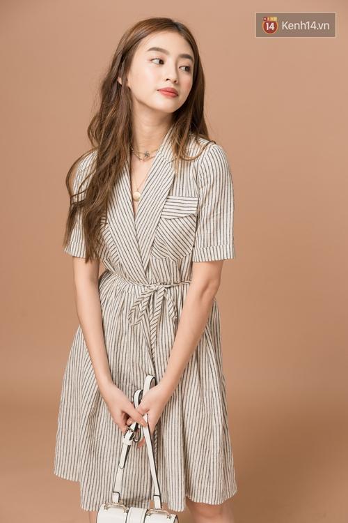 Diện 5 kiểu váy thắt nơ này, nàng nào cũng tươi xinh ngọt ngào lên vài chân kính - Ảnh 1.