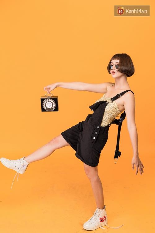 5 công thức lên đồ chuẩn vintage nhưng vẫn hợp thời dành cho những cô nàng mê style cổ điển - Ảnh 9.