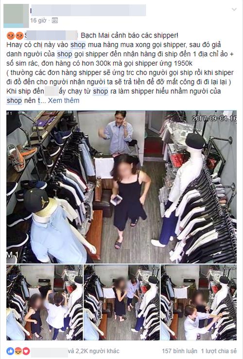 Hot girl giả làm nhân viên shop, lừa đảo hàng loạt shipper ứng trước tiền triệu bằng những đơn hàng ảo - Ảnh 1.
