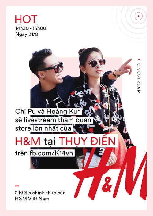 Chi Pu & Hoàng Ku đã đặt chân đến Thụy Điển, khoe street style siêu xinh trước khi thăm thú H&M - Ảnh 18.