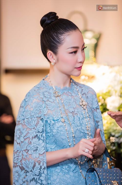 Linh Nga diện set đồ 145 triệu đi sự kiện tại Hà Nội - Ảnh 3.