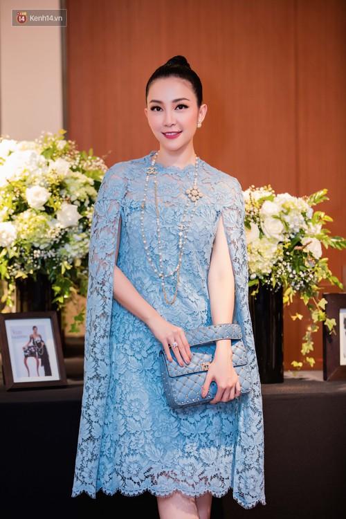 Linh Nga diện set đồ 145 triệu đi sự kiện tại Hà Nội - Ảnh 1.