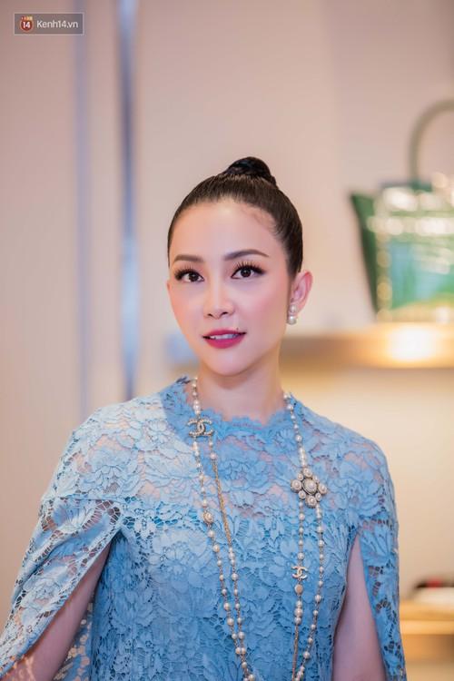 Linh Nga diện set đồ 145 triệu đi sự kiện tại Hà Nội - Ảnh 2.
