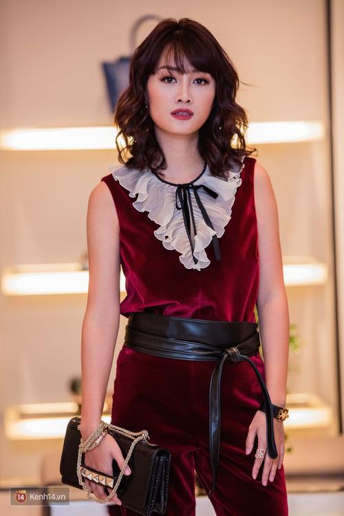 Linh Nga diện set đồ 145 triệu đi sự kiện tại Hà Nội - Ảnh 8.