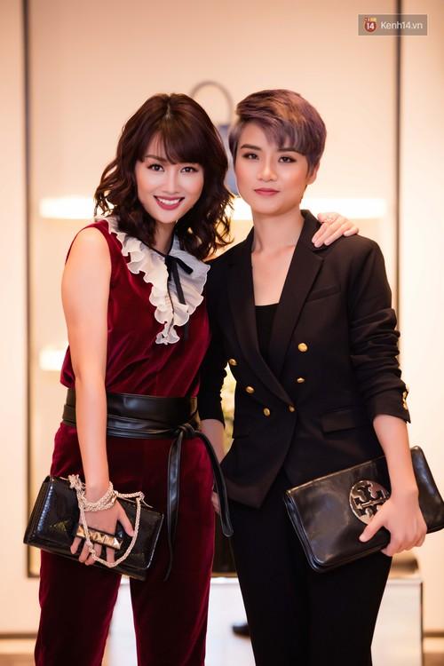 Linh Nga diện set đồ 145 triệu đi sự kiện tại Hà Nội - Ảnh 9.