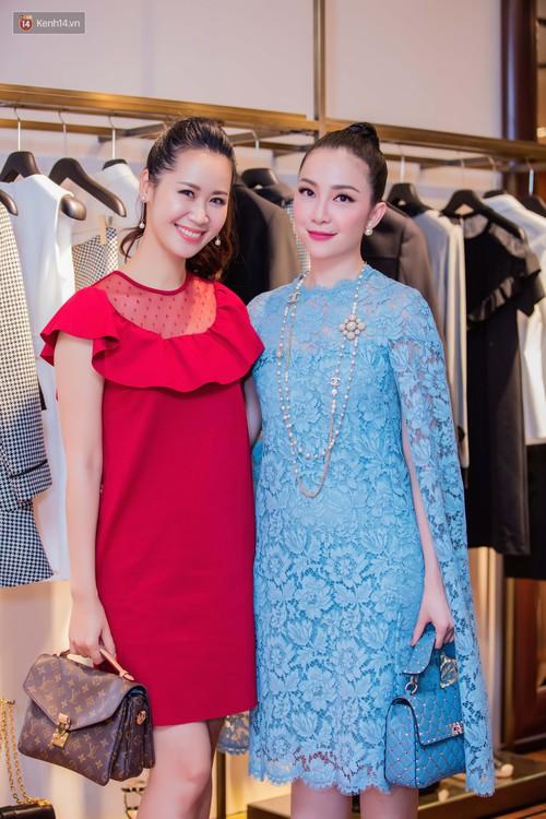 Linh Nga diện set đồ 145 triệu đi sự kiện tại Hà Nội - Ảnh 4.